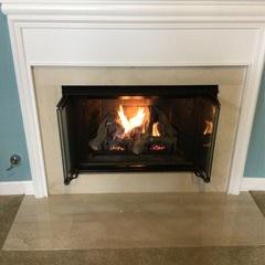 gas log set replacement