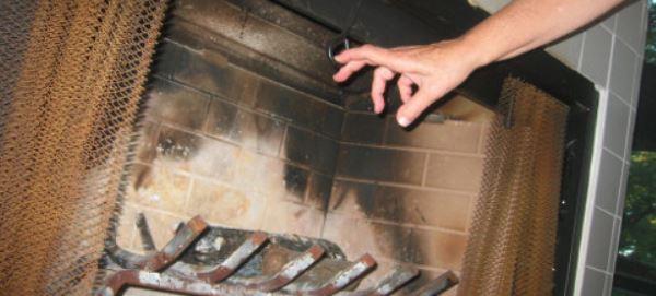 chimney damper repair